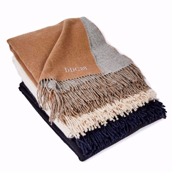 Picture of DDC28 Baby Alpaca Scarf/Throw
