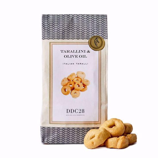 Picture of Tarallini and Olive Oil, Italian Tarallini